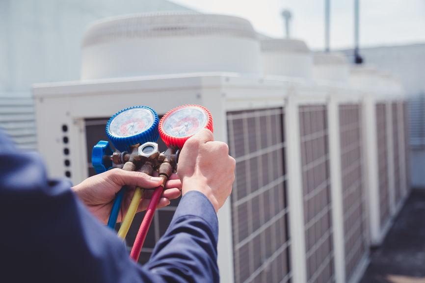 HVAC system New Jersey