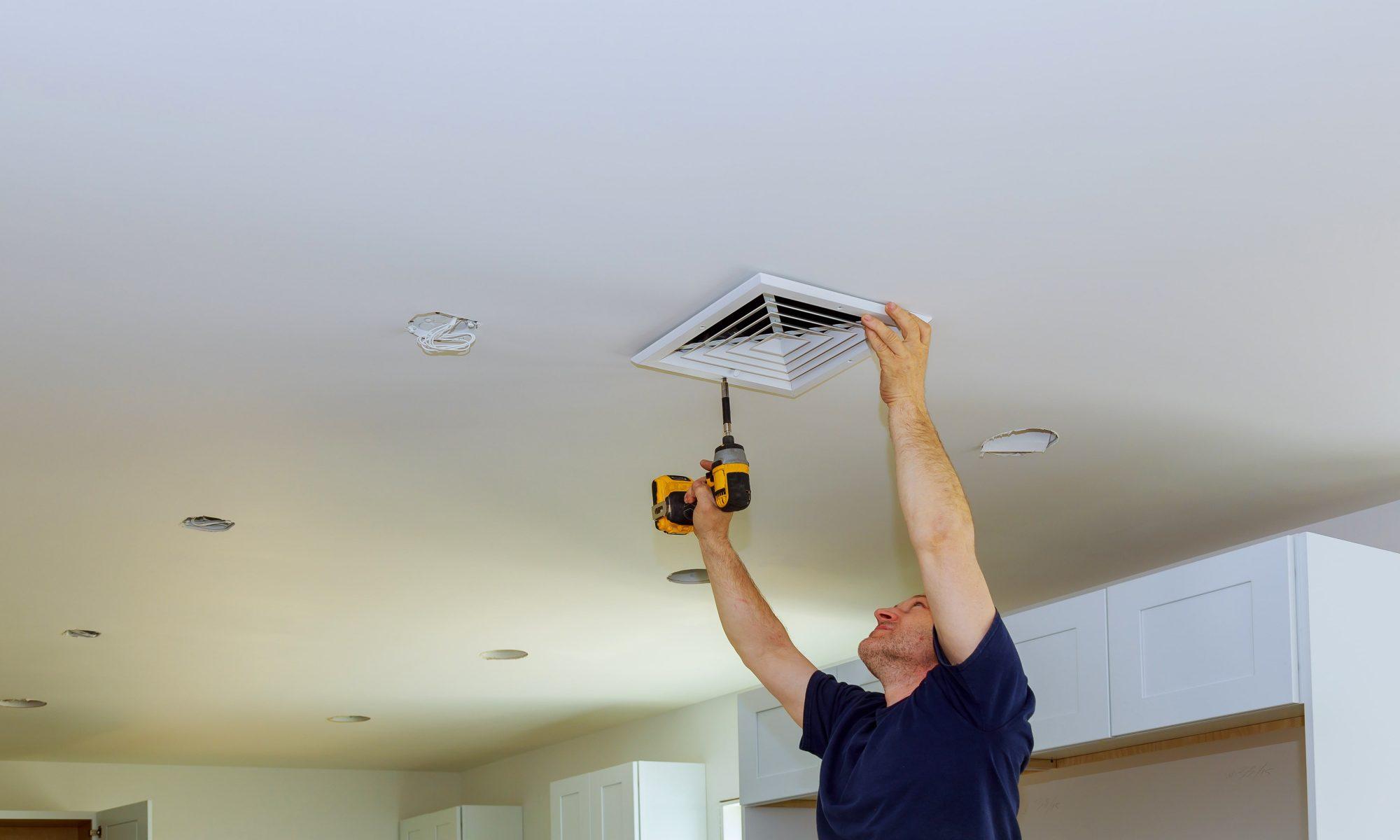 How to fix HVAC air flow